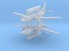 1/700 SAAB 340 AEW&C (x2) 3d printed