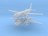 1/700 Ilyushin IL-114 Maritime Patrol (x2) 3d printed