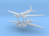 1/700 C-47 Skytrain (x2) 3d printed