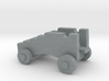 24 pounder carriage 1/96 scale a 3d printed