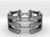 segmented ring 2 3d printed