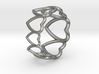 heart ring 4 3d printed