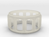 holey ring 7 3d printed