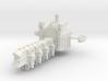 Gothic Battleship 3d printed