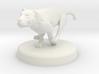 Cora Faral (Tigress - Thinking State) 3d printed