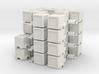 Grid Cube 3d printed