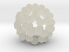 C60 - Buckyball - Smart Candle Small 3d printed