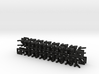 Modular Structures 3d printed