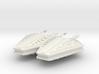 M-Ships Faction 1 Battlecruiser 3d printed