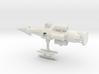 NASC Boomer Orion Battleship 1 3d printed