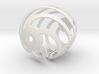 Easter Egg Spiral 5b 3d printed