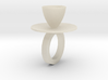 Ring Hanke_Stainless steal 3d printed