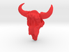 Bison Skull 5.2 cm 3d printed