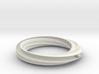 Möbius Inifity Bracelet 3d printed