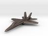 F18e Jet Aircraft  - Monopoly Metal Model 3d printed