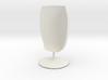 glass_12cm 3d printed