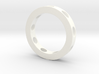 Holey Ring One Row 3d printed