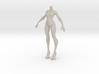 1:6 female body 3d printed