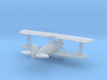 Biplane - Z scale 3d printed