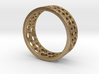 Crafted Ring 18mm 3d printed