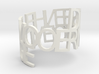 Ring Poem mooie dingietje 3d printed