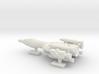 NASC Gemini Falcon 3d printed