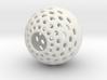 Malabor Halo-Hole Ball 3d printed