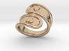 San Valentino Ring 15 - Italian Size 15 3d printed
