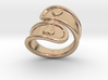 San Valentino Ring 20 - Italian Size 20 3d printed