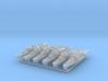 1/2400 Taney x6 (FUD) 3d printed