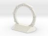 Gate Game Token (2cm) 3d printed
