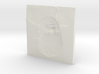 samuel_relieve2 3d printed