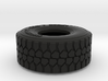 Military tire 3d printed
