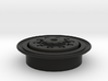 Rim for military truck tire (front wheels) 3d printed