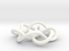 Prime Knot 9.35 3d printed