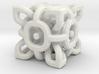 Complex Cube 2cm 3d printed