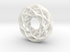 Ball in a basket 4 - PENDANT 3d printed