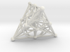 001: PG(3,2) - the smallest projective space 3d printed
