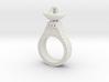 Parabora Ring 02 3d printed