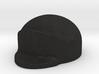 American Leather Helmet 18th 3d printed