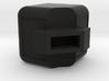 Rubik's Edge Piece 3d printed