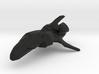 Scout ship proto 3d printed