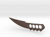 Asuma Chakra Blade 3d printed