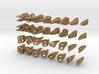 Teeth Set 3d printed