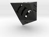 Triakis dice (hollow Roman) 3d printed