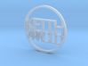 Personalized coin Keith Arnold v1 3d printed