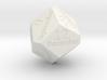 Octahedral Pentagonal Dodecahedron 3d printed