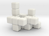 Tetris Blocks 3d printed