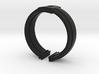 Box Ring 3d printed