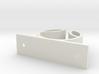 prototype pipe clip 3d printed